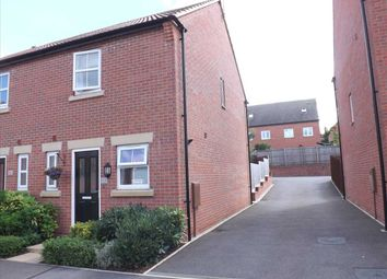Thumbnail 2 bed end terrace house for sale in Vicarage Walk, Clowne, Chesterfield