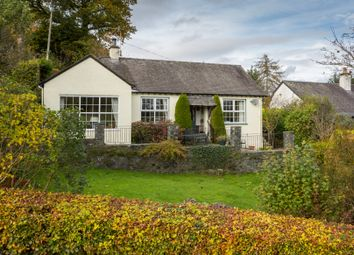 Thumbnail 3 bedroom detached bungalow for sale in Hillcrest, Roger Ground, Hawkshead, Ambleside
