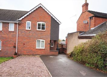 Thumbnail 2 bed semi-detached house for sale in Oversetts Road, Swadlincote