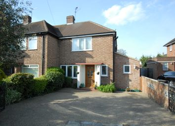 Thumbnail 3 bed end terrace house for sale in New Peachey Lane, Cowley, Uxbridge