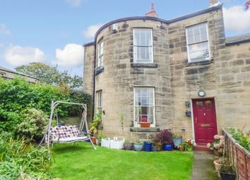 Thumbnail 4 bed terraced house for sale in Clive Terrace, Alnwick