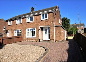 Thumbnail 3 bed semi-detached house for sale in Fairway, Waltham
