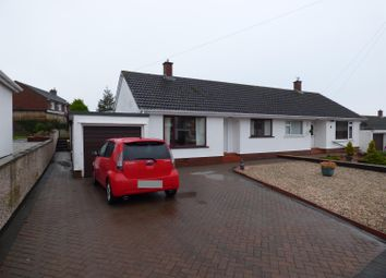 Thumbnail 2 bed semi-detached bungalow for sale in Mount Pleasant Gardens, Wigton