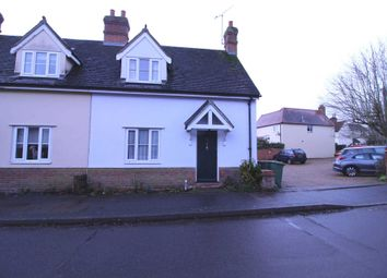 Thumbnail 2 bed semi-detached house to rent in Vane Lane, Coggeshall, Colchester
