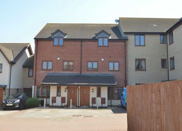 Thumbnail 2 bedroom maisonette for sale in Laxfield Drive, Broughton, Milton Keynes