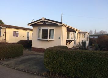 Thumbnail 2 bed mobile/park home to rent in Cundall Drive, Acaster Malbis, York
