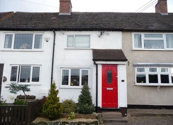 Thumbnail 1 bed cottage to rent in Sill Green, Main Road, Wigginton