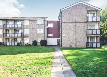 Thumbnail 2 bed flat for sale in Dunham Close, Bedford