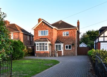 Thumbnail 4 bed detached house for sale in Laceby Road, Grimsby