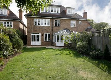 Thumbnail 6 bed semi-detached house to rent in Wellesley Road, Strawberry Hill, Twickenham