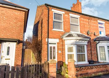 Thumbnail 3 bed end terrace house for sale in Vere Street, Lincoln
