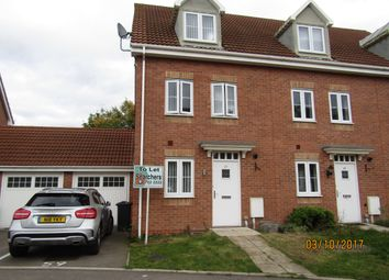 Thumbnail 4 bed end terrace house to rent in New Imperial Crescent, Tyseley, Birmingham