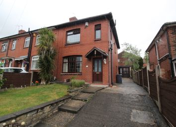 Thumbnail 3 bed semi-detached house for sale in Moor Street, Shaw, Oldham