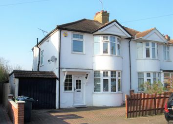 Thumbnail 3 bed semi-detached house for sale in Spencer Road, Harrow