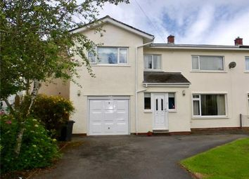 Thumbnail 4 bed semi-detached house for sale in High Brigham, Brigham, Cockermouth