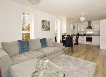 2 bed flat for sale in Bannister Way, Leybourne, West Malling, Kent ME19