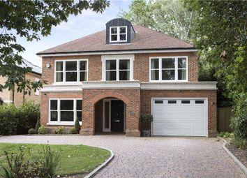 Woodside Road, Cobham, Surrey KT11. 5 bed detached house for sale