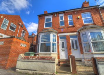 3 bed semi-detached house for sale in Burford Road, Nottingham NG7