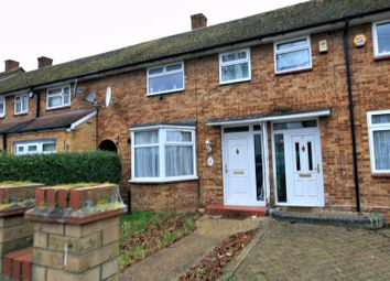 Thumbnail 3 bed terraced house to rent in Barnstaple Road, Romford