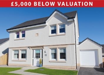 Thumbnail 4 bed detached house for sale in Cornwell Crescent, Fortrose