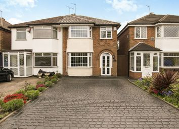 Thumbnail 3 bed semi-detached house for sale in Wilderness Lane, Great Barr, Birmingham