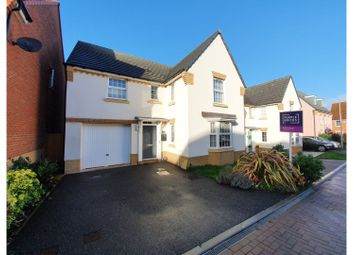 4 bed detached house for sale in Trott Close, Cullompton EX15