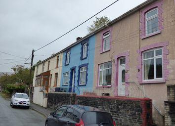 Thumbnail 3 bed terraced house for sale in Tymeinwr Avenue, Blaengarw, Bridgend