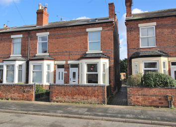 Thumbnail 3 bed end terrace house for sale in Trent Road, Beeston, Nottingham