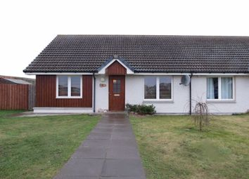 Thumbnail 2 bed semi-detached bungalow for sale in Montrose Avenue, Auldearn, Nairn