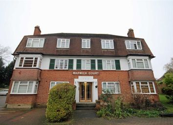 Thumbnail 3 bed flat to rent in Hook Road, Surbiton