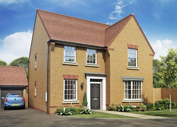 "Thumbnail 4 bedroom detached house for sale in ""Holden"" at Pinn Lane, Pinhoe, Exeter"