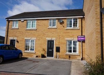Thumbnail 3 bed town house for sale in The Fairway, Bradford