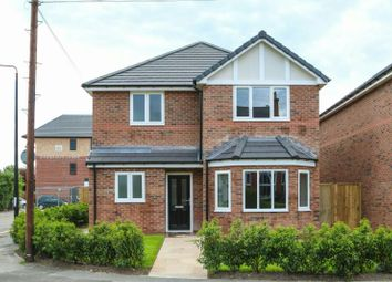 Thumbnail 4 bed detached house for sale in Deansgate Lane, Timperley, Altrincham
