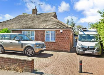 Thumbnail 2 bed semi-detached bungalow for sale in Foxgrove Road, Whitstable, Kent