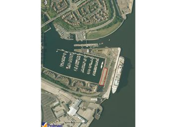 Thumbnail Land for sale in Land At Royal Quays Marina, Royal Albert Dock, North Shields