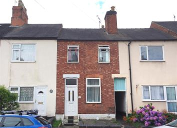 Thumbnail 4 bed terraced house for sale in Brizlincote Street, Stapenhill, Burton-On-Trent