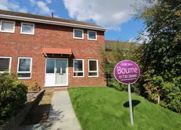 Thumbnail 3 bed terraced house for sale in Harting Down, Petersfield