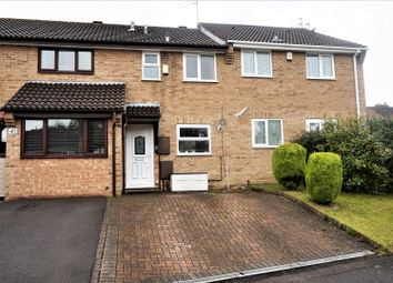 Thumbnail 2 bed terraced house for sale in Brake Close, Kingswood
