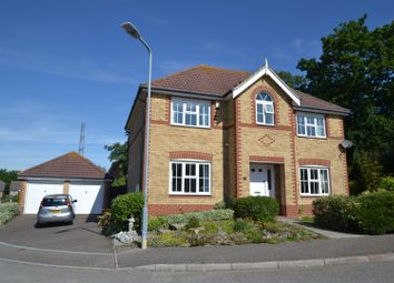 Thumbnail 4 bed detached house for sale in Rother Avenue, Stone Cross, Pevensey