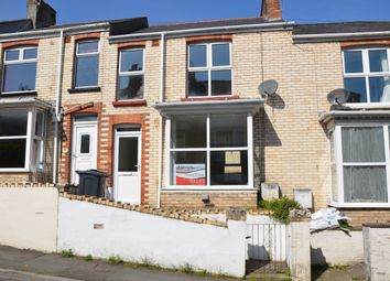 Thumbnail 3 bedroom terraced house to rent in Horne Park Avenue, Ilfracombe