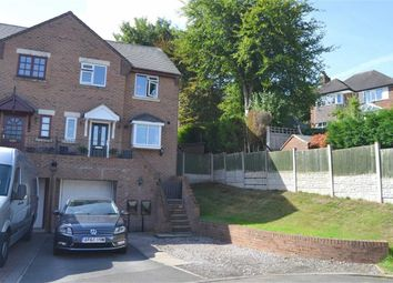 Thumbnail 3 bed town house for sale in Badgers Sett, Leek