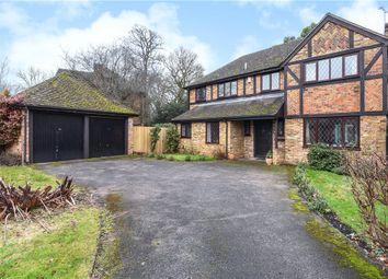 Thumbnail 5 bedroom detached house for sale in Angelica Road, Bisley, Woking, Surrey