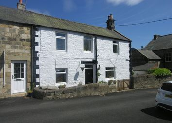 Thumbnail 2 bed end terrace house to rent in Providence Lane, Rothbury, Morpeth
