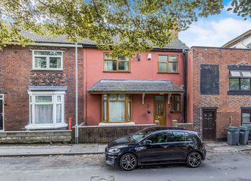 Thumbnail 3 bed terraced house for sale in Wood Terrace, Stoke-On-Trent