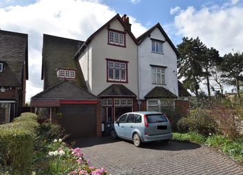 Thumbnail 6 bed semi-detached house for sale in Middleton Hall Road, Kings Norton, Birmingham