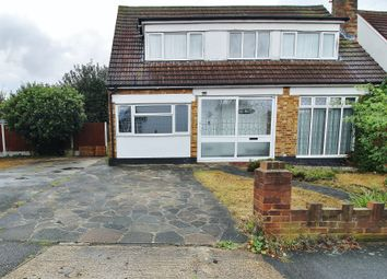 Thumbnail 4 bed detached house for sale in Hall Crescent, Hadleigh, Benfleet