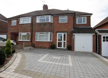 Thumbnail 4 bedroom semi-detached house for sale in Brenton Road, Penn, Wolverhampton