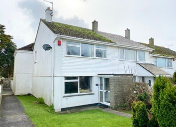 Thumbnail 4 bed end terrace house for sale in Manor Way, Heamoor, Penzance