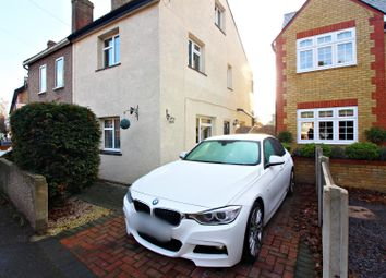 Thumbnail 3 bed semi-detached house for sale in Feltham Hill Road, Ashford