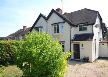 Thumbnail 4 bedroom semi-detached house for sale in Peppard Road, Emmer Green, Reading